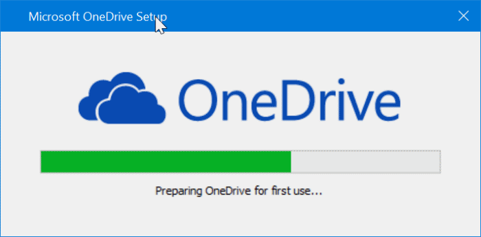 how to move files into one drive