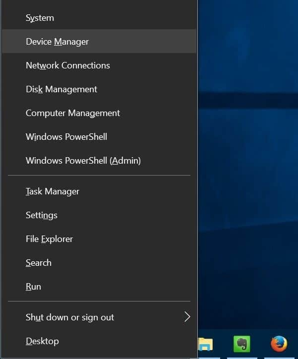 reinstall WiFi driver in Windows 10 pic1
