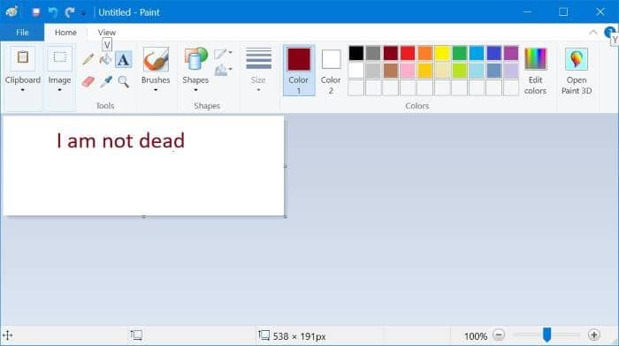 how to download ms paint on windows 8