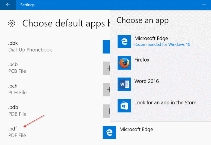 edge not opening PDF files in Windows 10 pic2