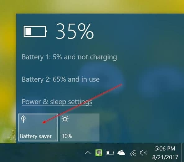 extend windows 10 battery life while watching movies and videos