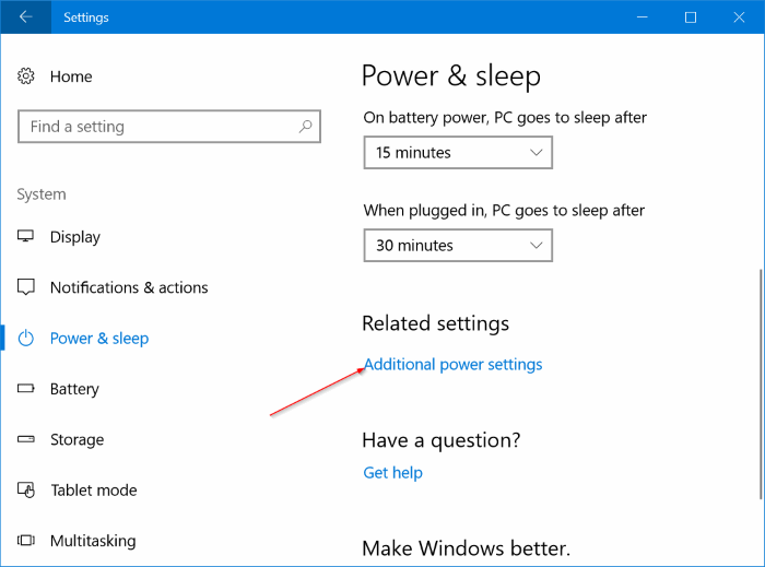 turn off windows 10 laptop screen pic1