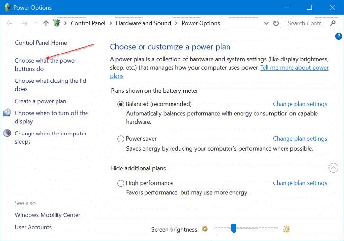 turn off windows 10 laptop screen pic2