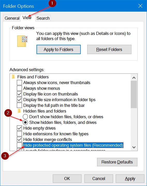 delete hiberfil.sys file in Windows 10 pic3