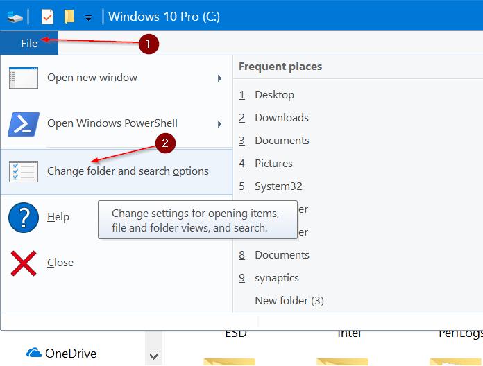 safely delete $sysreset folder in Windows 10 pic1