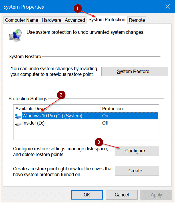 ways to free up drive space in Windows 10 pic4