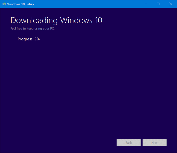 download Windows 10 Fall Creators Update ISO pic4