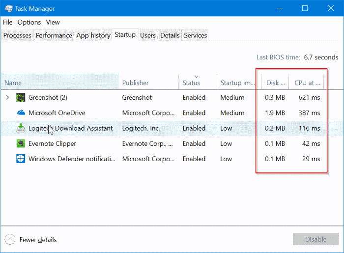 find out programs slowing down Windows 10 boot pic5