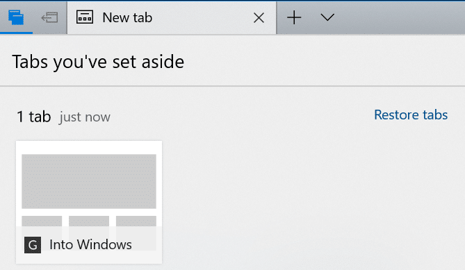 avoid accidentally closing tabs in Edge browser in Windows 10 pic4