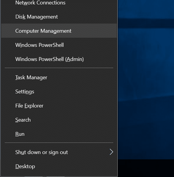 enable or disable user account in Windows 10 pic1