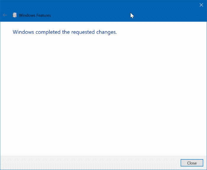 remove Microsoft XPS Document Writer from Windows 10 pic8
