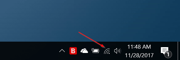 set network location to public or private in Windows 10 pic2