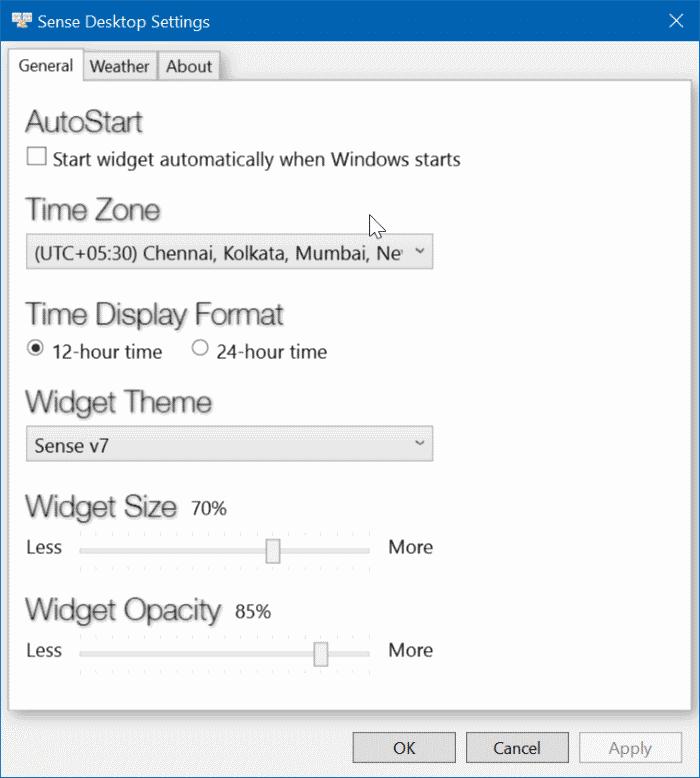 Best desktop clock for Windows 10 (1)