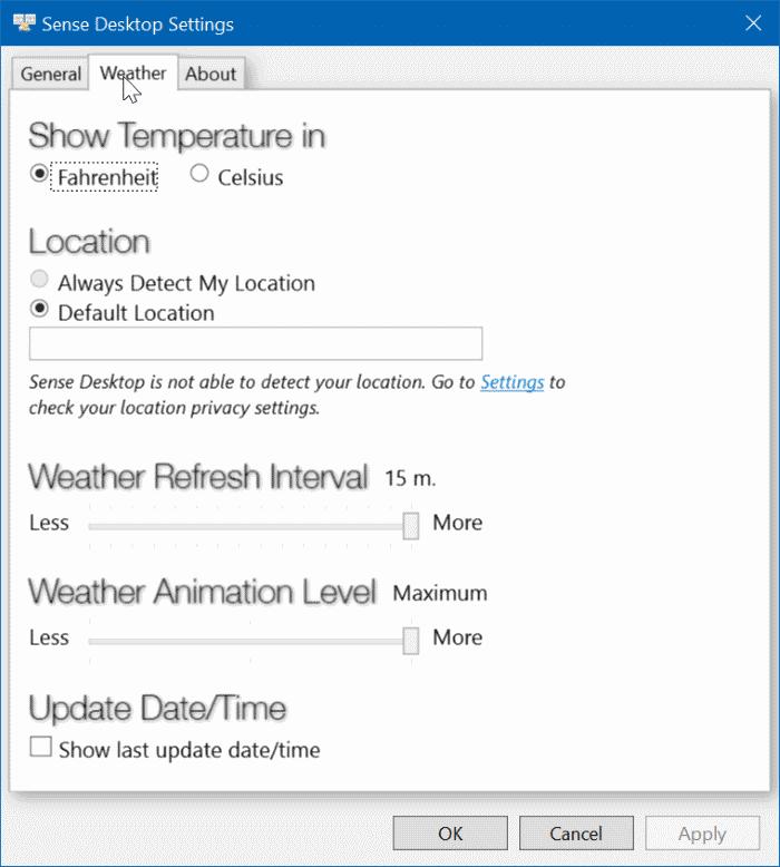 Best desktop clock for Windows 10 (2)
