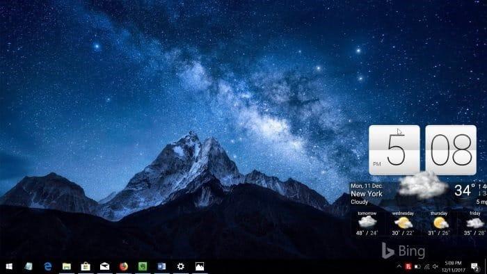 Best desktop clock for Windows 10 (3)