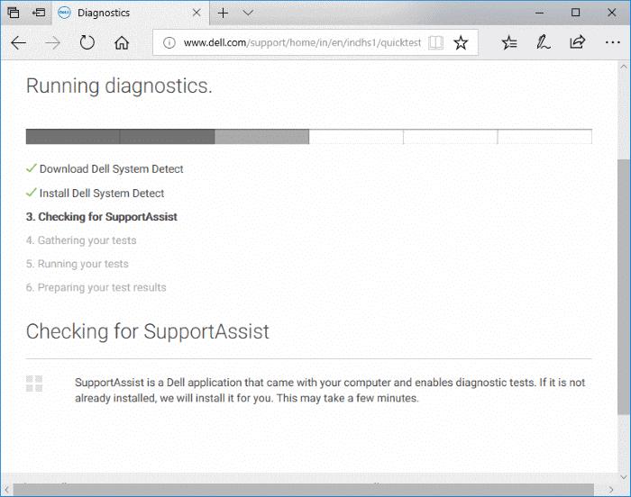 Check Dell PC for CPU, RAM, SSD Errors (3)