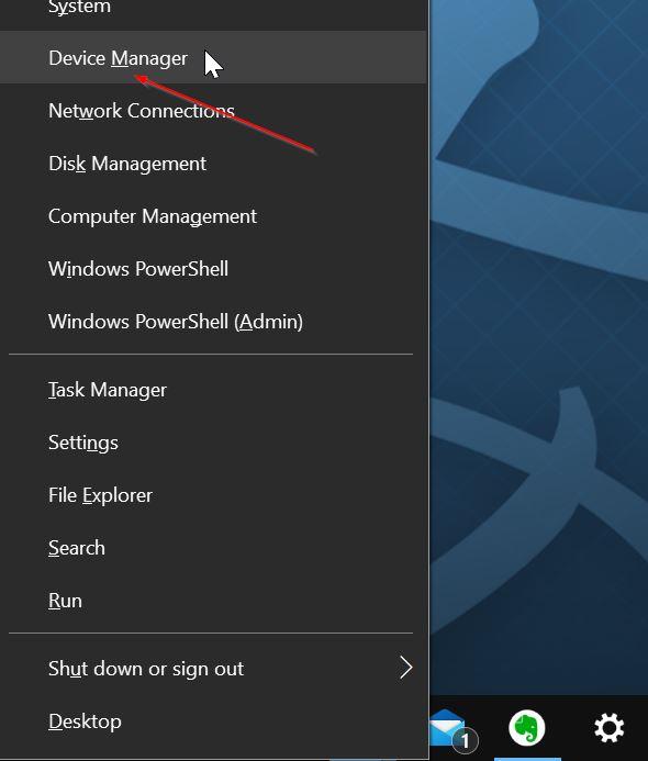 reinstall Windows 10 audio driver
