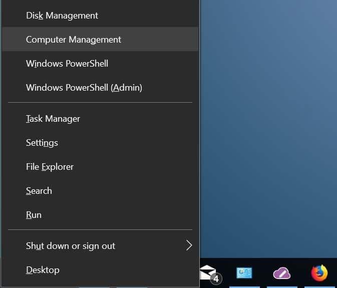 rename user accounts in Windows 10 pic1