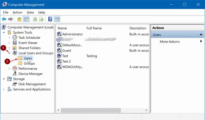 rename user accounts in Windows 10 pic2