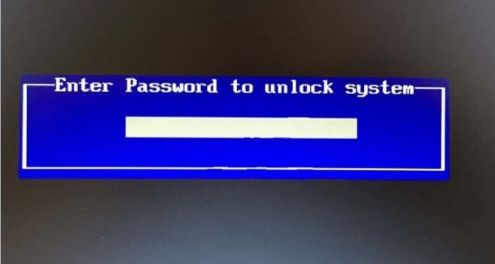 How To Easily Reset BIOS Password On Windows 10 PC