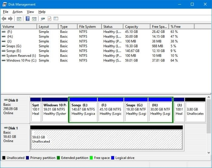 Disk Not initialized in Windows 10 pic03