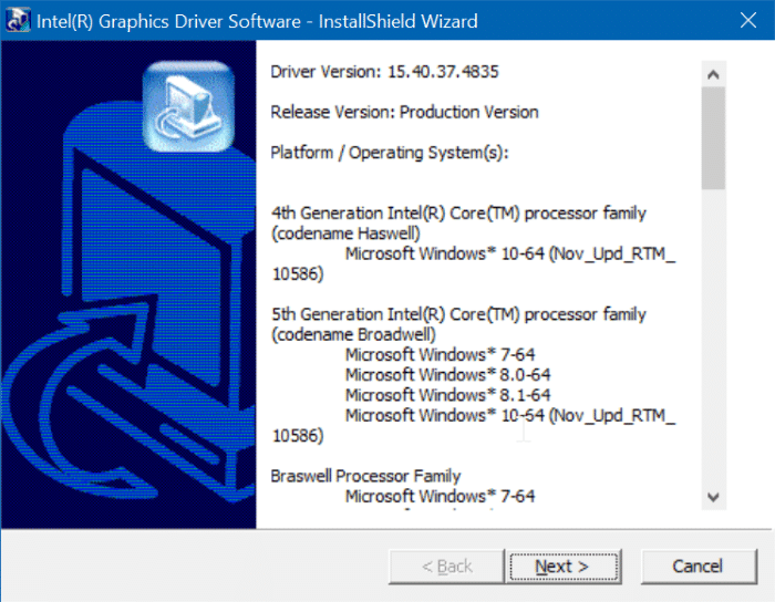 Reinstall display graphics driver in Windows 10 pic5