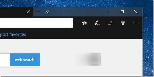 disable fluent design in Windows 10 pic1