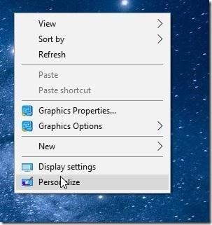 disable fluent design in Windows 10 pic3