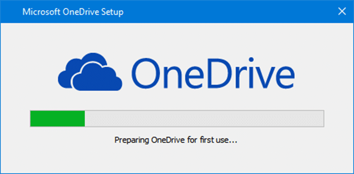 onedrive icon missing from windows 10 taskbar pic7