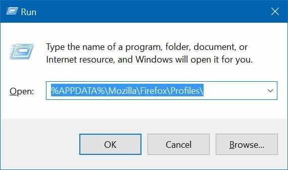Backup firefox passwords
