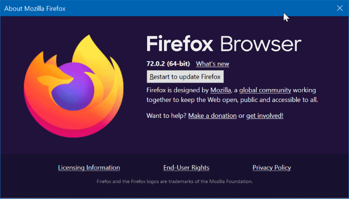 back up passwords saved in mozilla Firefox
