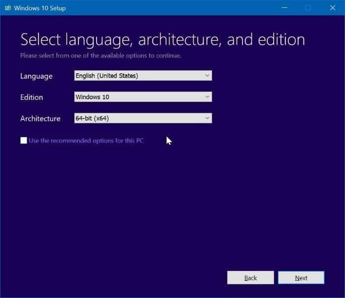 download Windows 10 Professional edition pic03