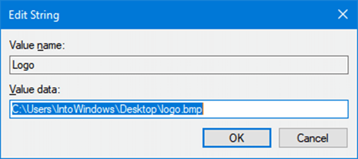 Change OEM logo and information in Windows 10 pic3