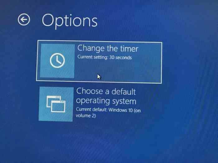 how to get into boot order in windows 10