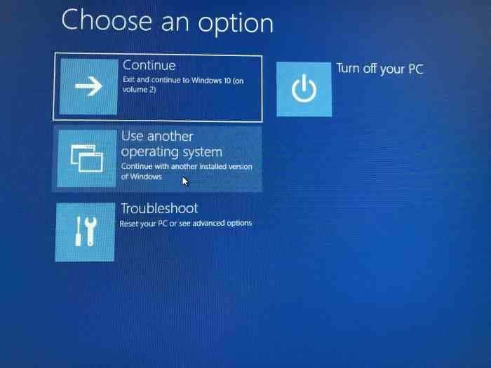 Change boot order in Windows 10 (8)