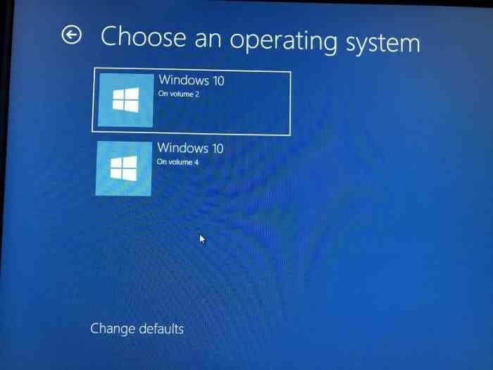 Change boot order in Windows 10 (9)