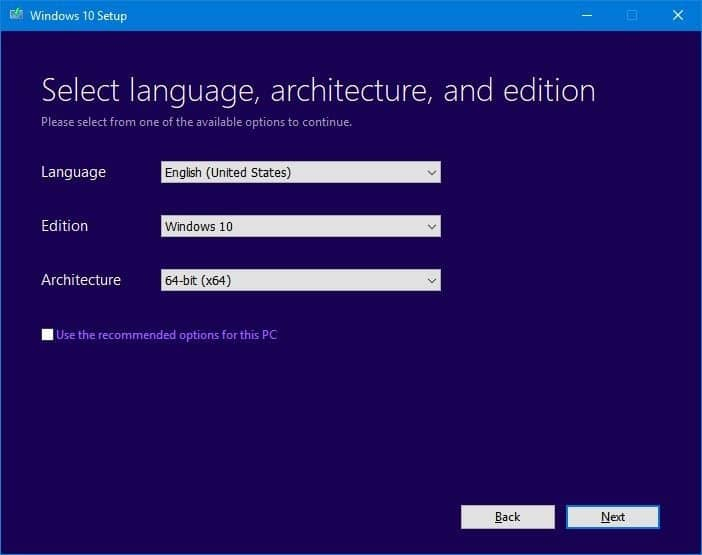 download windows 10 latest version ISO pic3