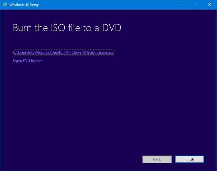 windows 10 latest version download