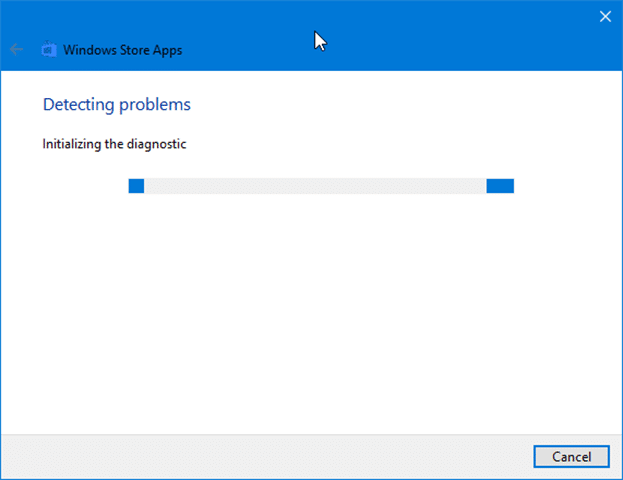 restore missing Store app in Windows 10 pic6