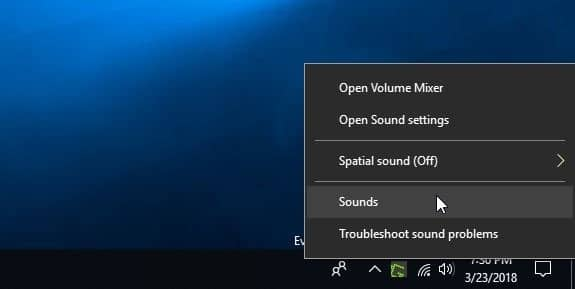 turn on or of audio enhancements in Windows 10 pic1
