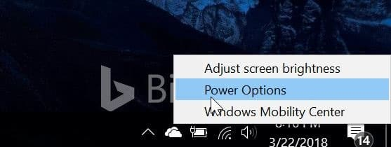 Use power button to turn off laptop screen in windows 10 for Window opens off screen