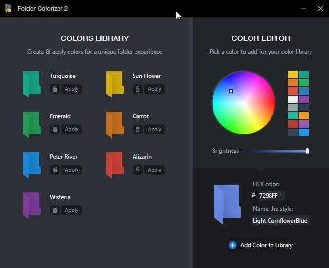 4 Free Folder Icon Color Changer Software For Windows 10