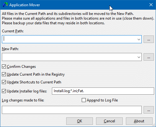 3 ways to relocate installed applications and games in windows 10