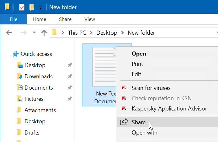 share files between Windows 10 computers pic2