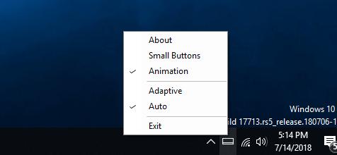 auto hide taskbar when window maximized pic1