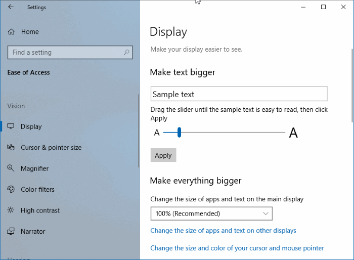 How To Change File Explorer Font Size In Windows 10