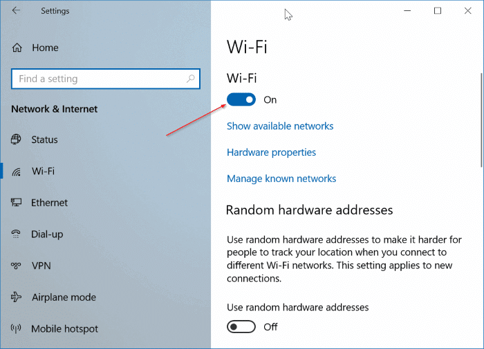 connect Windows 10 PC to iPhone hotspot pic3.1