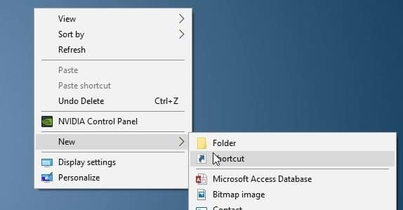 create screen sketch snip desktop shortcut in Windows 10 pic1