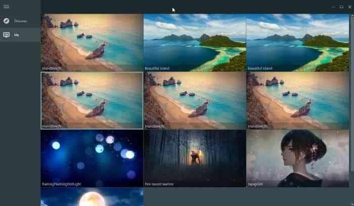 rainwallpaper live 3d wallpapers for Windows 10