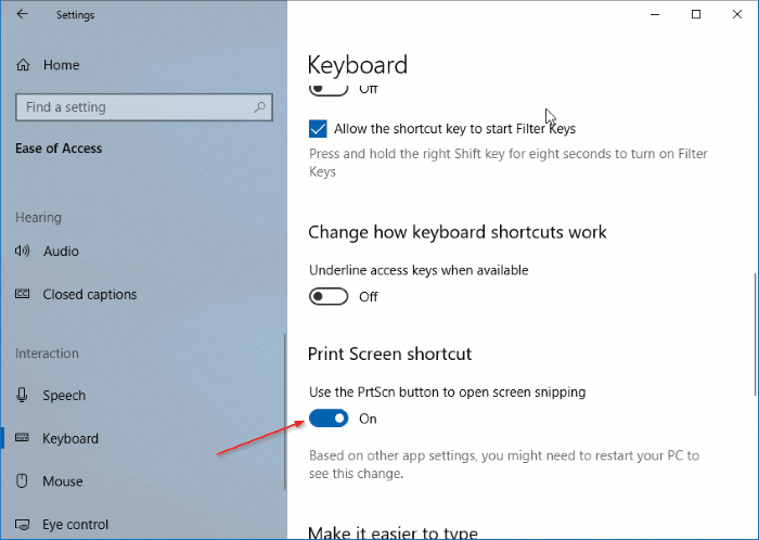 screen sketch tips and tricks in windows 10 pic1